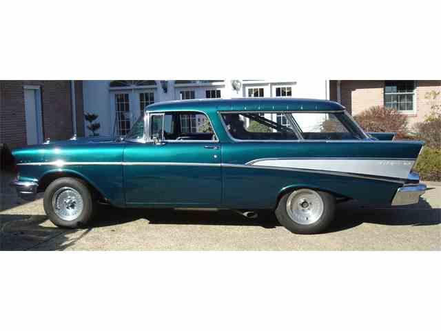 1957 Chevrolet Nomad | 760594