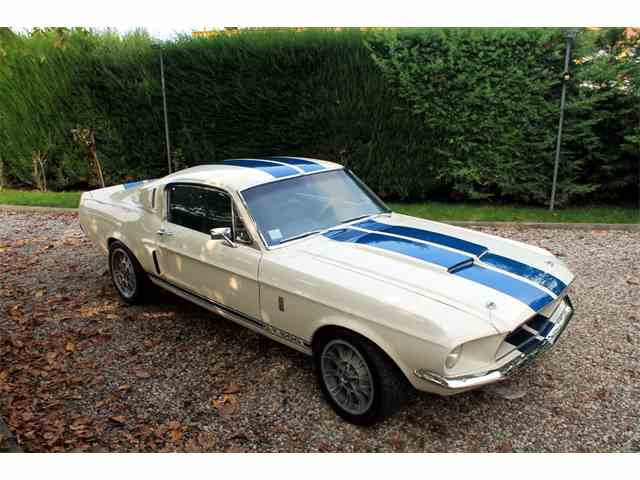 1967 Ford Mustang | 760596