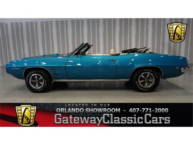 1969 Pontiac Firebird | 766121