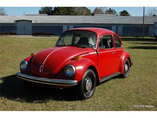 1973 Volkswagen Super Beetle | 760635