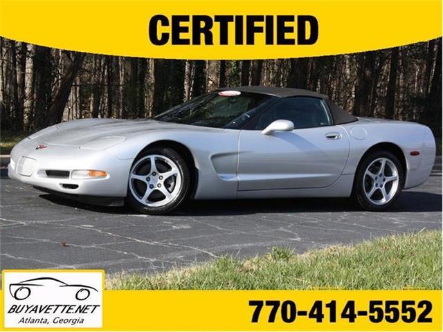 2001 Chevrolet Corvette | 760640
