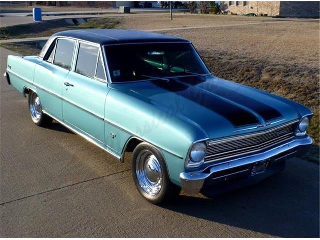 1966 Chevrolet Chevy II Nova | 760647