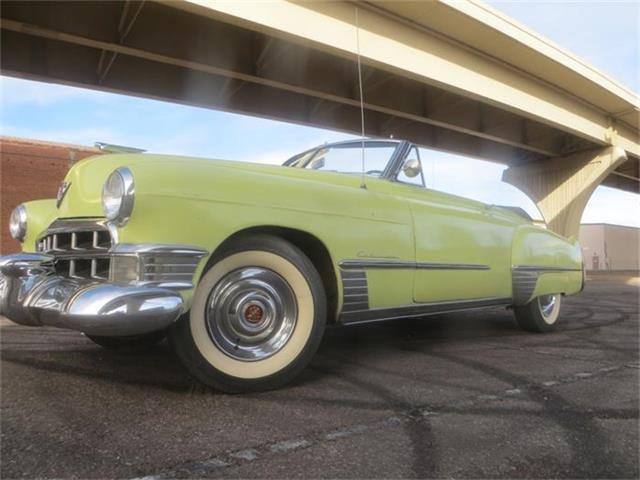 1949 Cadillac 2-Dr Convertible | 766505