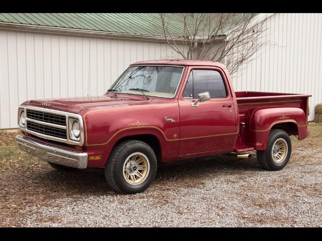 1980 Dodge D100 | 766521
