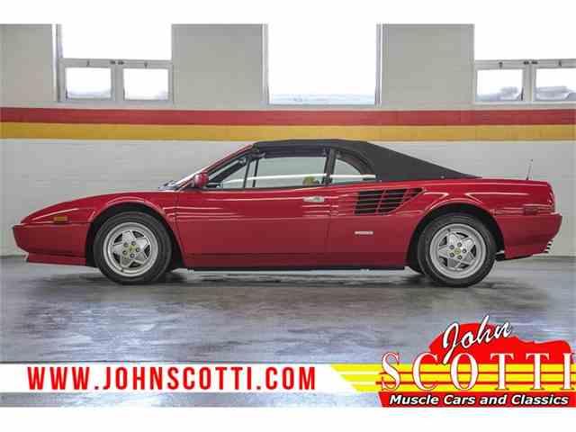 1988 Ferrari Modial 3.2   766643