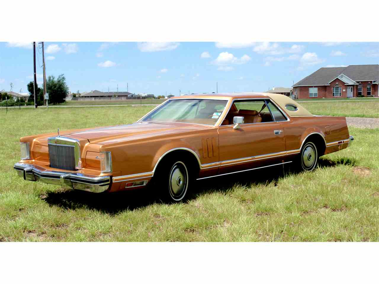 Large Picture of '78 Continental Mark V - GFR6
