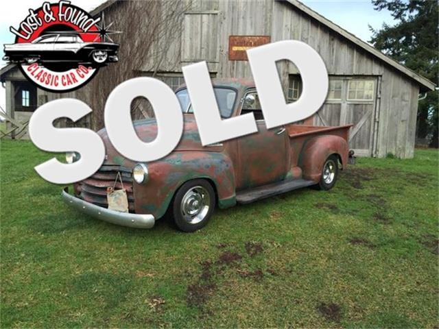1953 chevrolet 1/2 to short box | 760721
