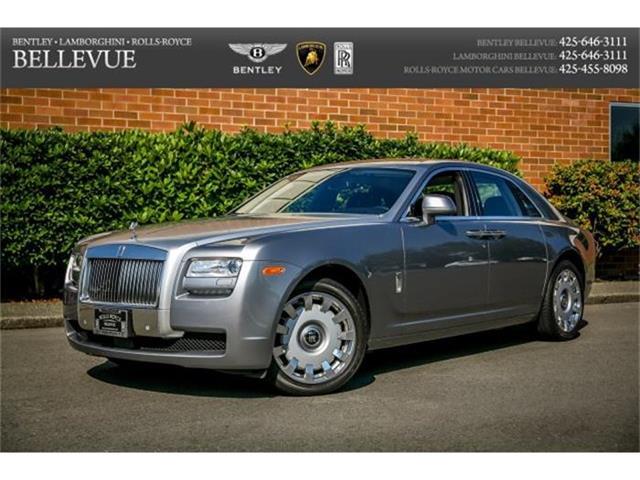 2014 Rolls-Royce Silver Ghost | 760723
