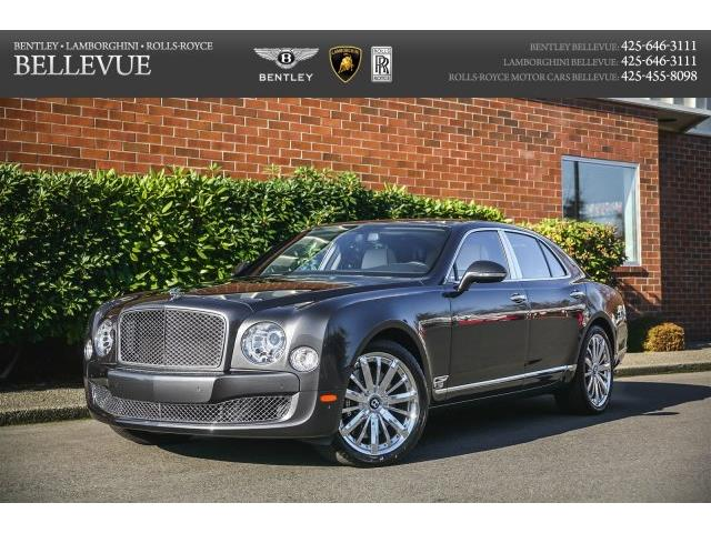 2015 Bentley Mulsanne S | 760727