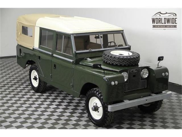1963 Land Rover Defender | 767384