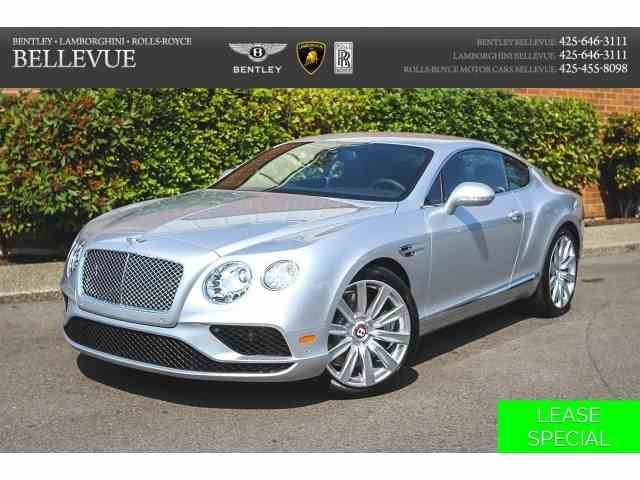 2016 Bentley Continental GT | 760744