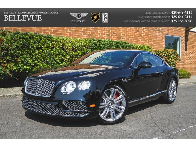 2016 Bentley Continental | 760745