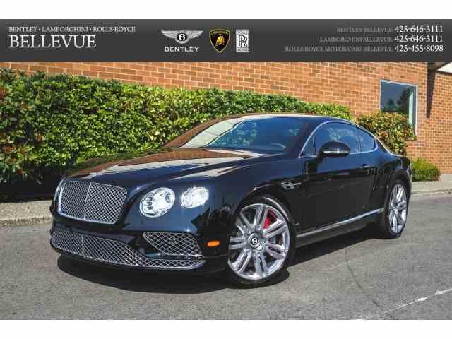 2016 Bentley Continental | 760745