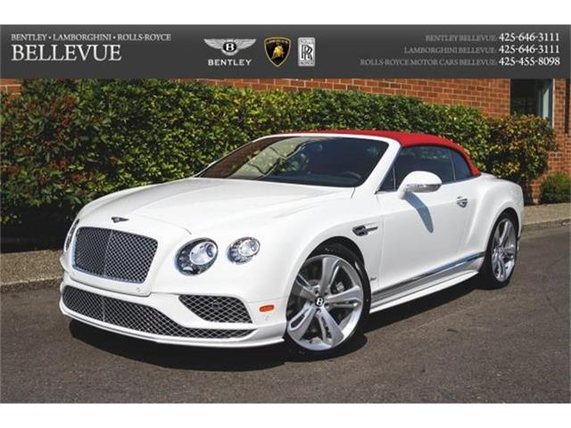 2016 Bentley Continental   760746