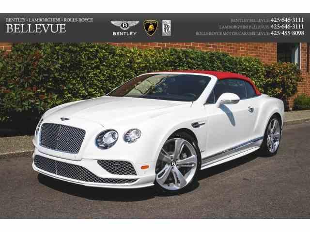 2016 Bentley Continental | 760746