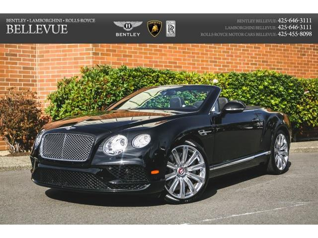 2016 Bentley Continental | 760754