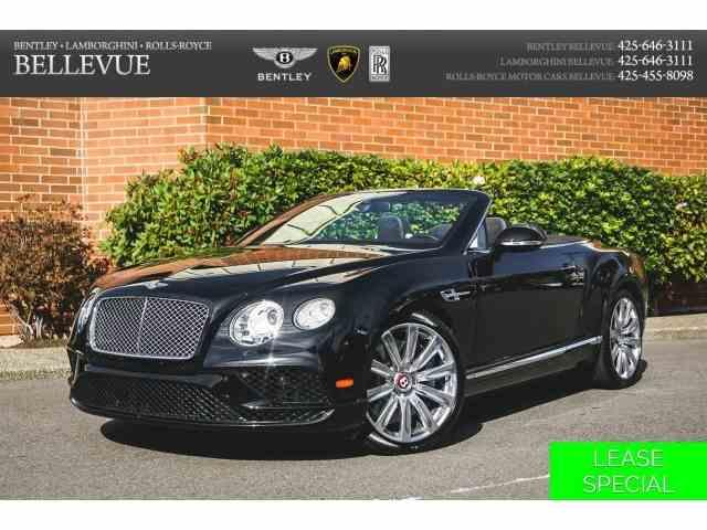 2016 Bentley Continental | 760754