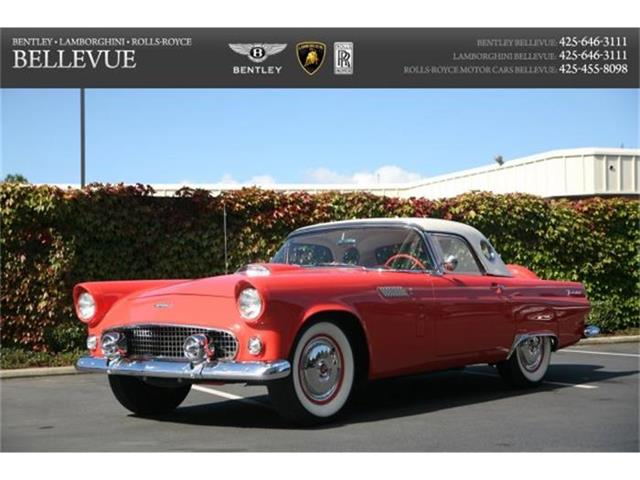 1956 Ford Thunderbird | 760758