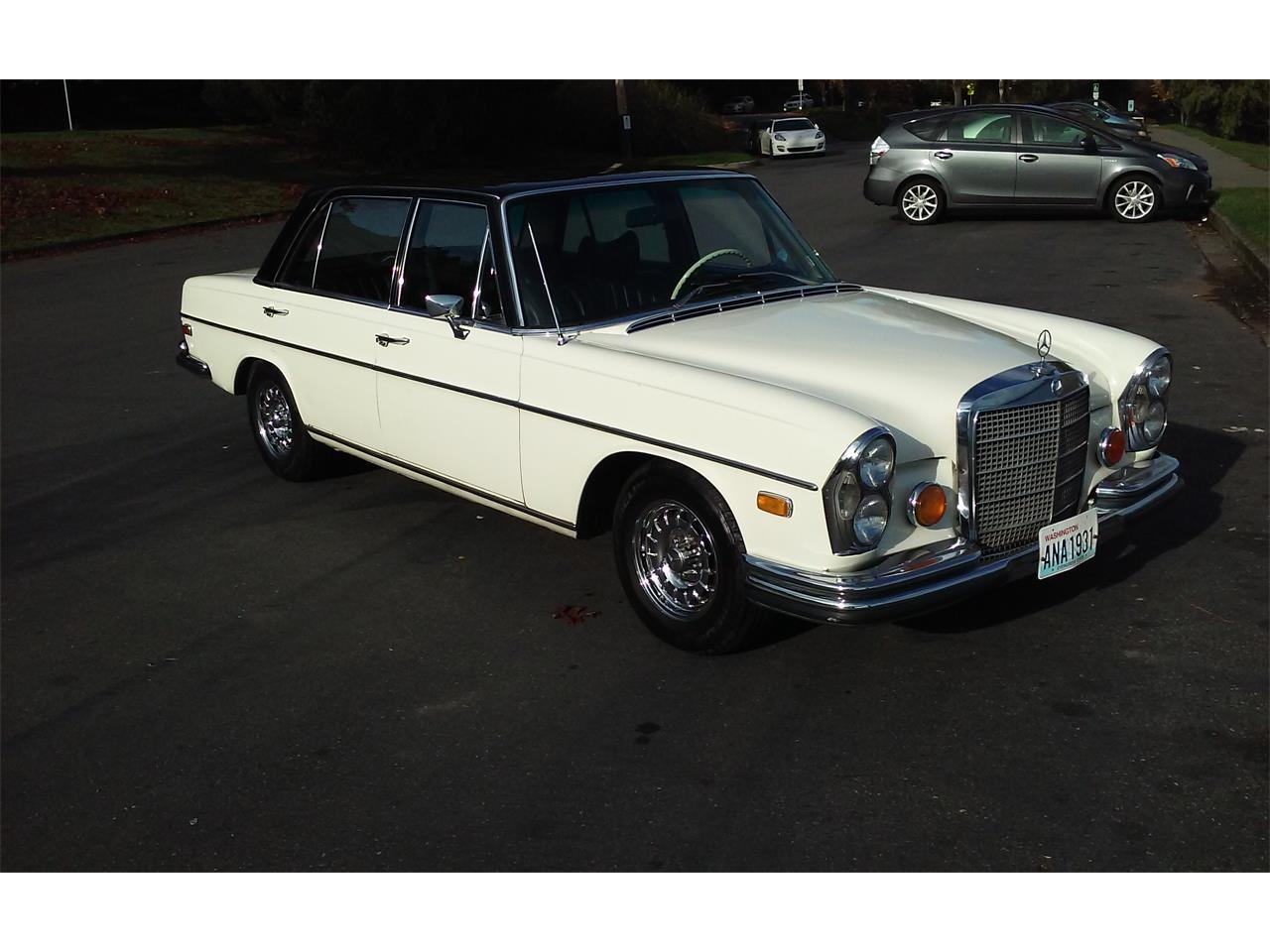1972 mercedes benz 280sel for sale cc for Mercedes benz for sale seattle
