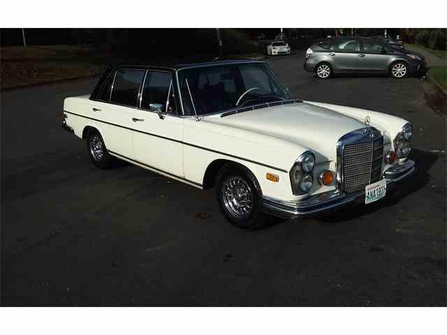 1972 Mercedes-Benz 280SEL | 767606