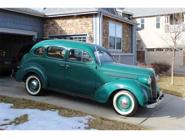 1937 Plymouth P4 | 767621