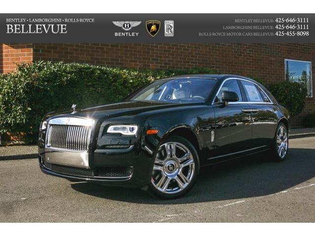 2016 Rolls-Royce Silver Ghost | 760763