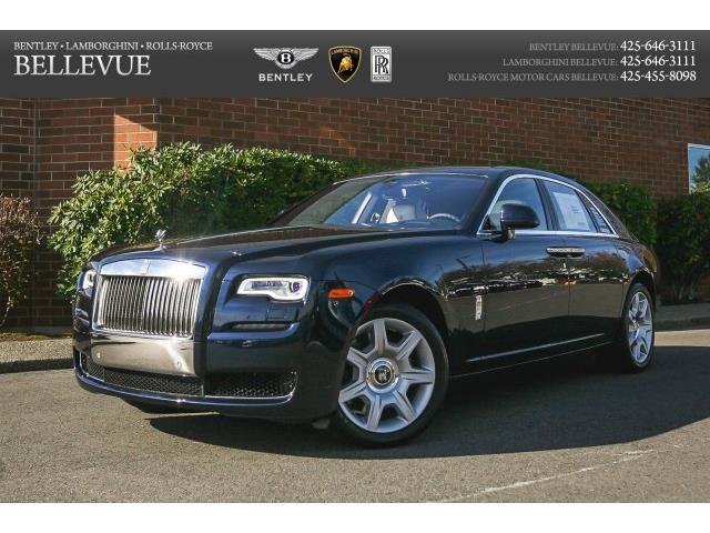 2016 Rolls-Royce Silver Ghost | 760764