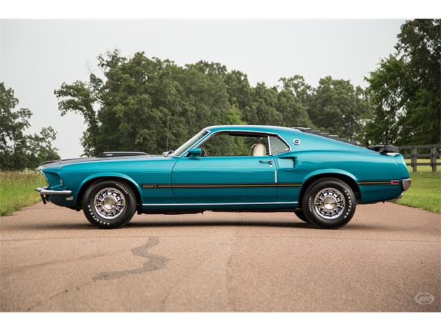 1969 Ford Mustang Mach 1 428 SCJ | 767659