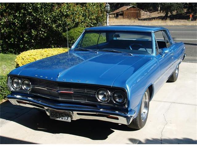 1965 Chevrolet Malibu | 767687
