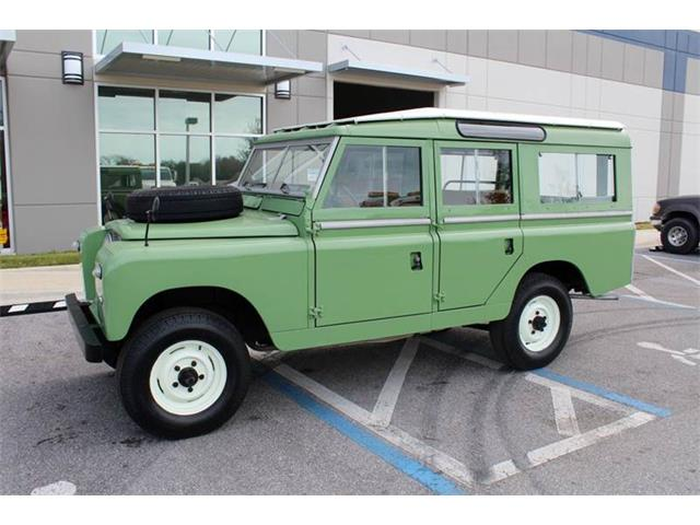1964 Land Rover Discovery Series II | 767690