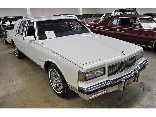 1987 Chevrolet Caprice | 767693