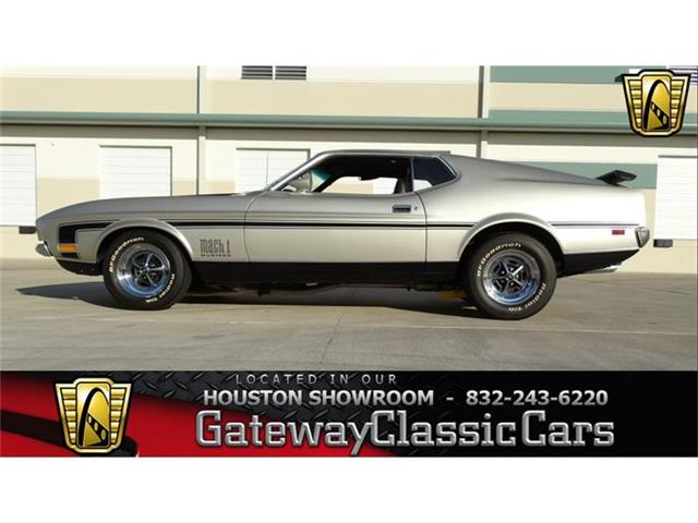 1971 Ford Mustang | 767718