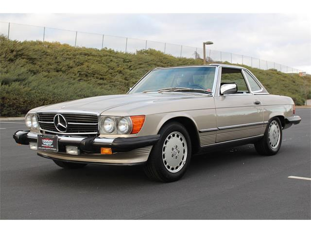 1988 Mercedes-Benz 560SL | 767764