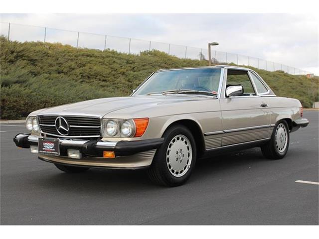 1988 Mercedes-Benz 560SL | 767764