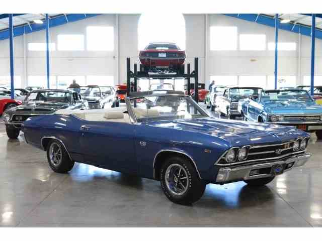 1969 Chevrolet Chevelle | 760778