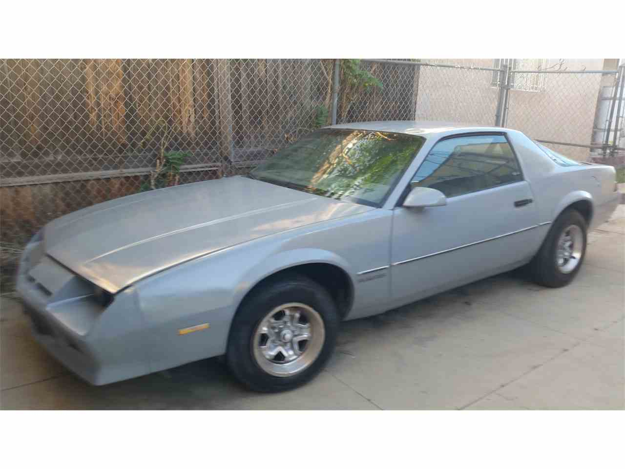 Large Picture of '82 Camaro - GGFX