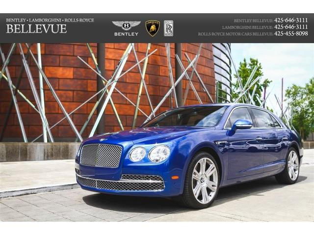 2016 Bentley Flying Spur | 760782