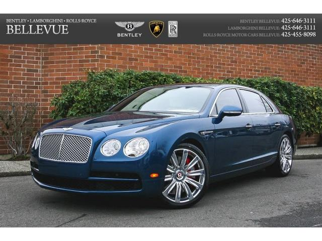 2016 Bentley Flying Spur | 760784