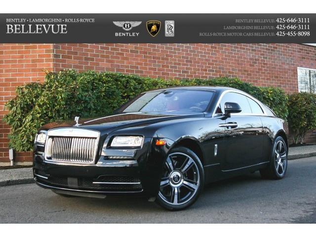 2016 Rolls-Royce Silver Wraith | 760785
