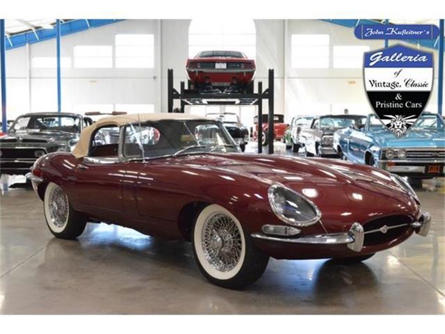 1964 Jaguar XKE | 760789