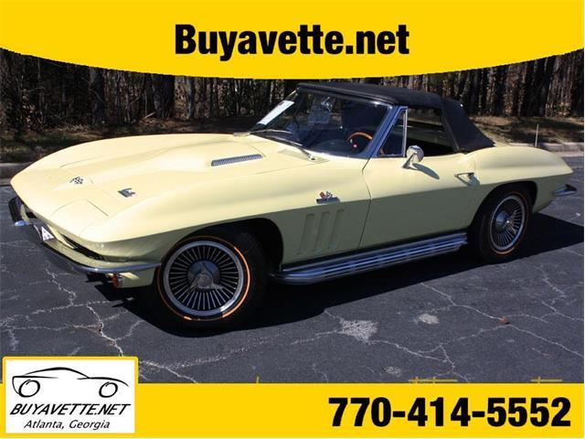 1966 Chevrolet Corvette | 767892
