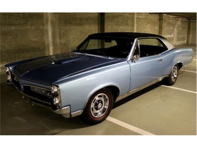 1967 Pontiac GTO | 767933
