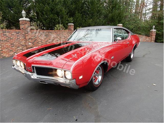 1969 Oldsmobile 442 | 768007