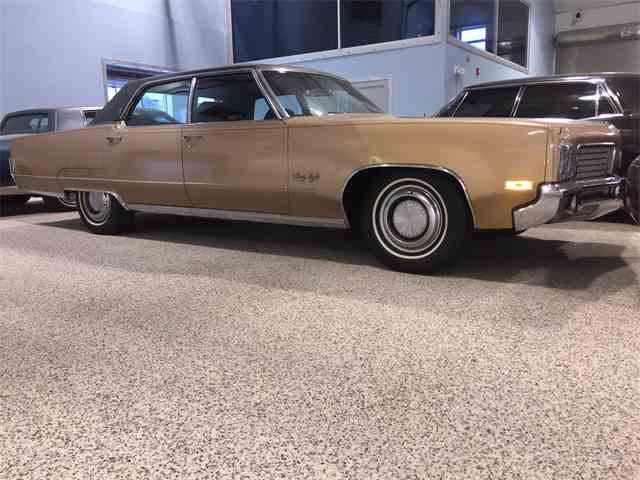 1970 Oldsmobile 98 | 768009