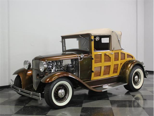 1931 Ford Model A   768026