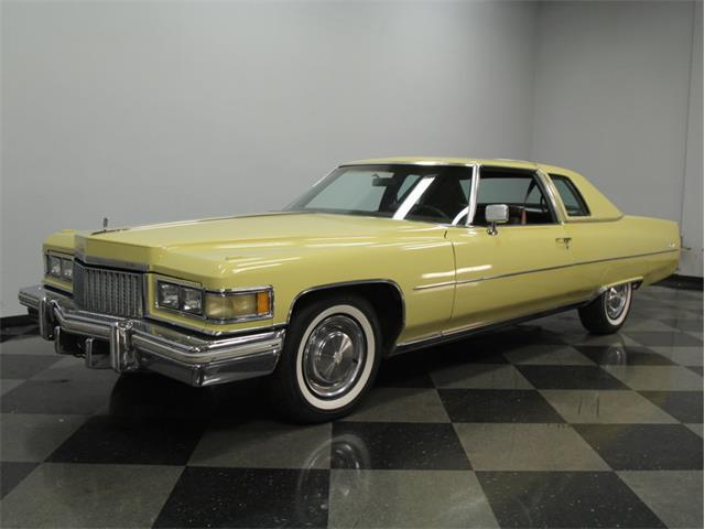 1975 Cadillac Coupe DeVille | 768027