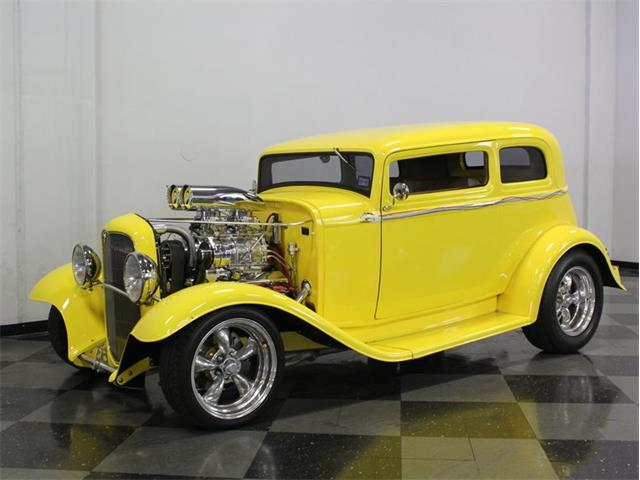 1932 Ford Vicky | 768028