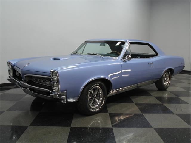 1967 Pontiac GTO | 768034