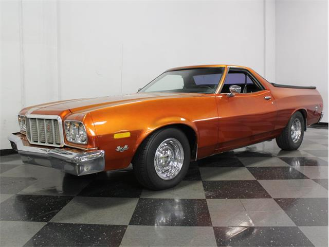1976 Ford Ranchero | 768035