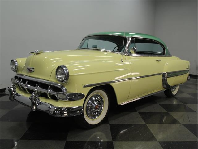 1954 Chevrolet Bel Air Sport Coupe | 768039